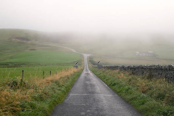 Photograph - The Road Leads Back To You by Lucinda Walter