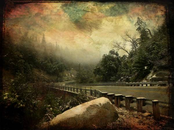 Yuba River Photograph - The Road To Everywhere by Leah Moore