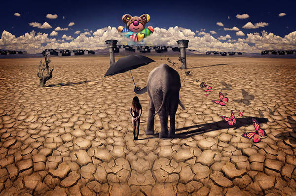 Wall Art - Digital Art - The Road To Hedonism by Nathan Wright