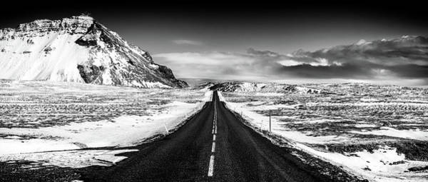 Photograph - The Road To Hellnar by James Billings