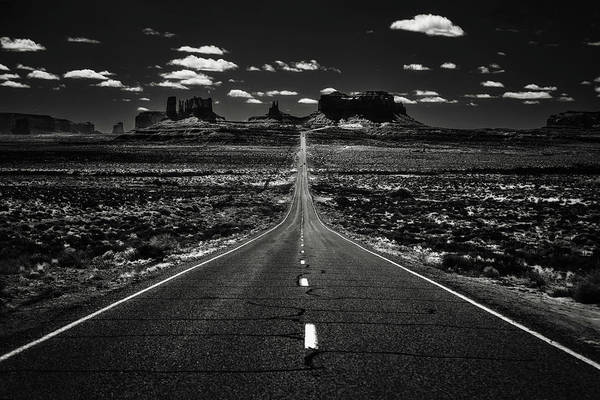 Wall Art - Photograph - The Road To The West by Eduard Moldoveanu