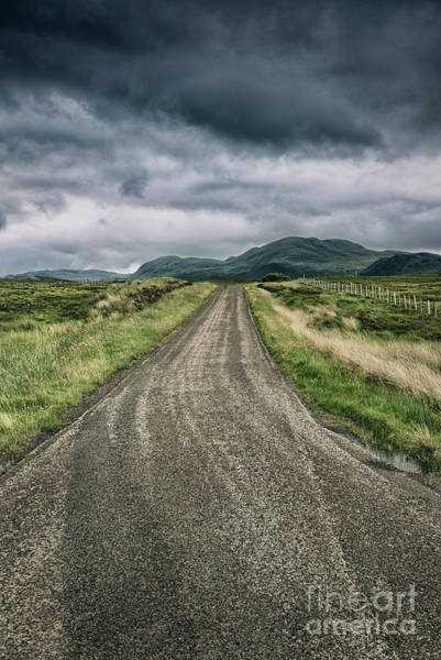 Photograph - The Road To Tongue by David Lichtneker