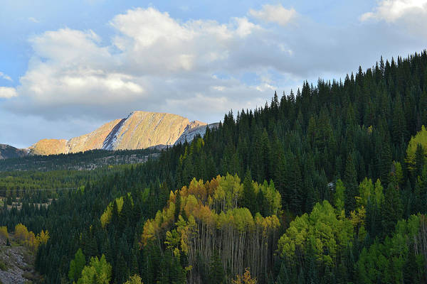 Photograph - The Road Up To Molas Pass by Ray Mathis