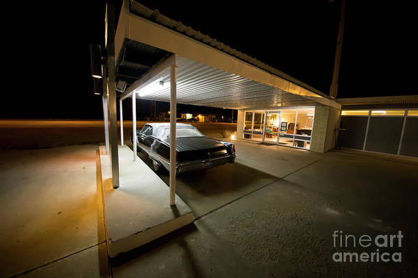 Wall Art - Photograph - The Roadside Motel by Twenty Two North Photography