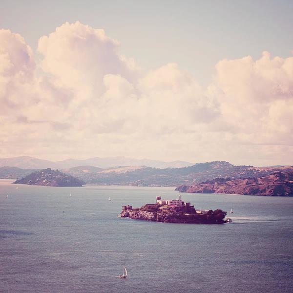 Wall Art - Photograph - The Rock - Alcatraz San Francisco Photograph by Melanie Alexandra Price