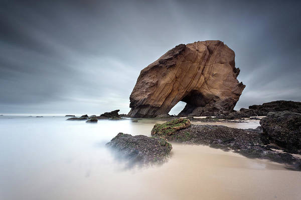 Wall Art - Photograph - The Rock by Jorge Maia