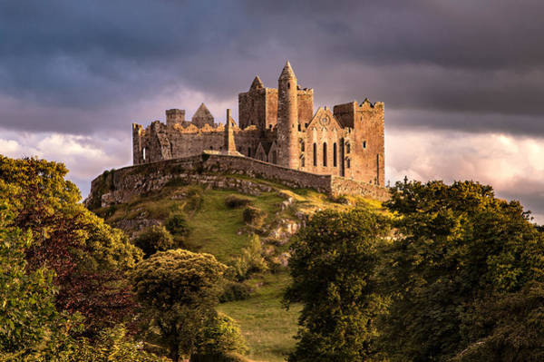 Photograph - The Rock Of Cashel by Ryan Smith