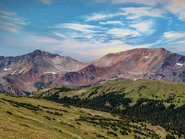 Wall Art - Photograph - The Rockies by Bill Gallagher