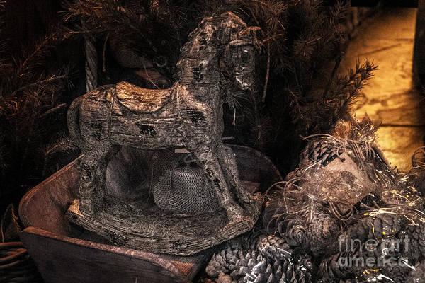 High Dynamic Range Digital Art - The Rocking Horse Winner by William Fields