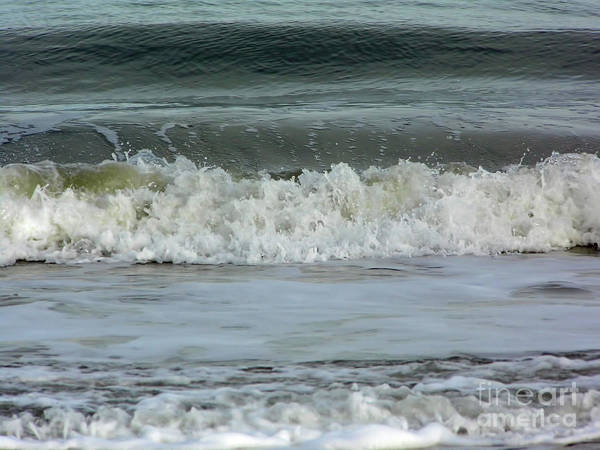 Photograph - The Rolling Ocean by D Hackett