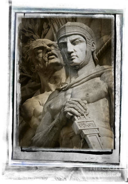 Photograph - The Roman by Craig J Satterlee