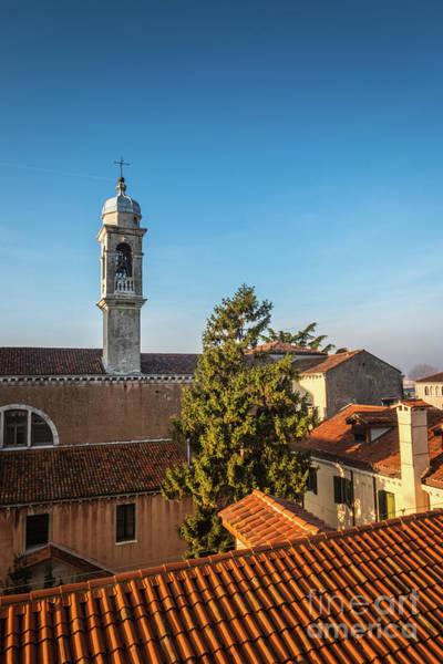 Photograph - The Roofs Of Venice by Marina Usmanskaya
