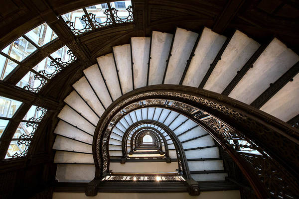 Photograph - The Rookery - Chicago by Ryan Smith