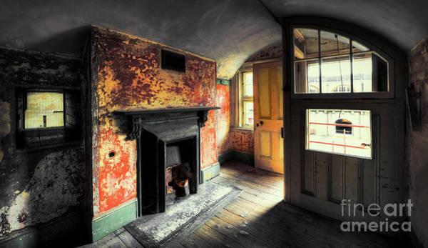 Faded Mixed Media - The Room by Svetlana Sewell