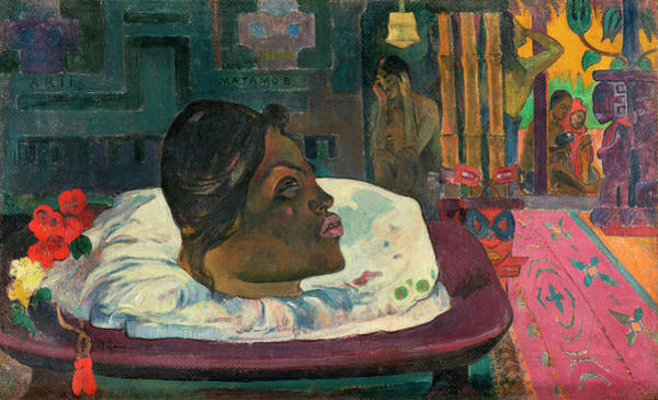 Wall Art - Painting - The Royal End by Paul Gauguin
