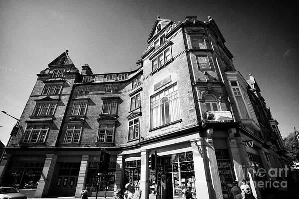 Wall Art - Photograph - The Royal Kings Arms Hotel Building Lancaster England Uk by Joe Fox