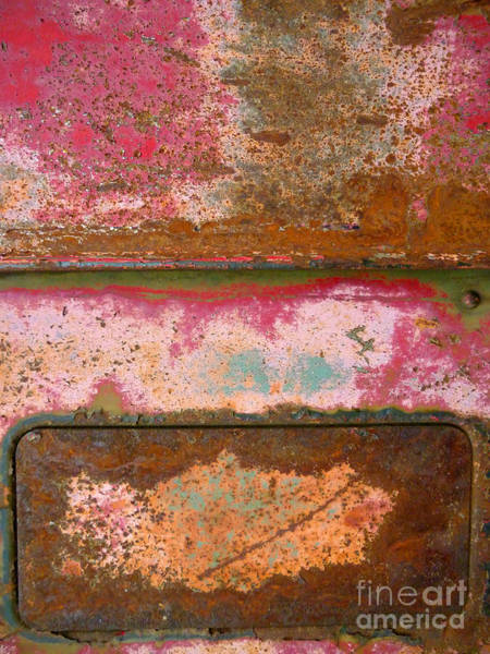 Photograph - The Rusty Truck by Tara Turner