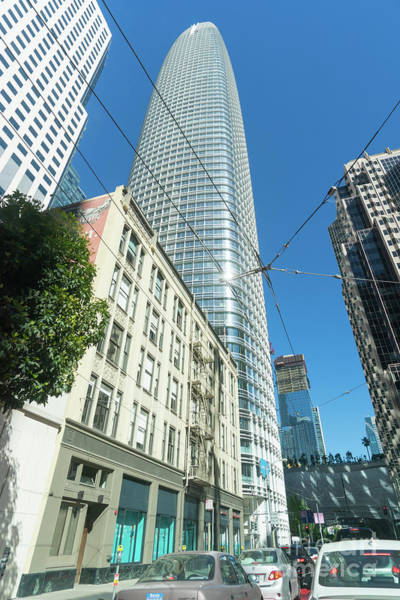 Photograph - The Salesforce Transit Center Aka Transbay Transit Center Dsc6394 by San Francisco Art and Photography