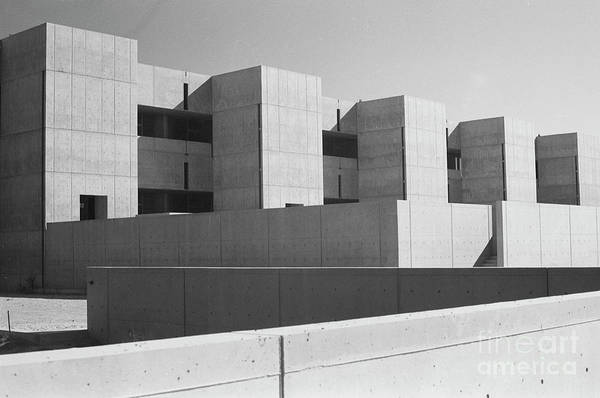 Architects Photograph - The Salk Institute For Biological Studies by The Harrington Collection