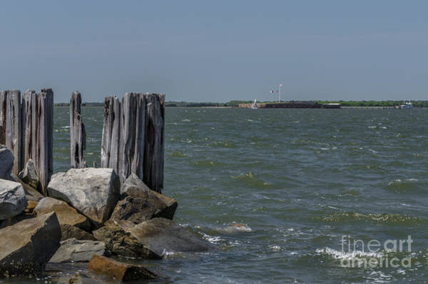 Photograph - The Salty Atlantic by Dale Powell