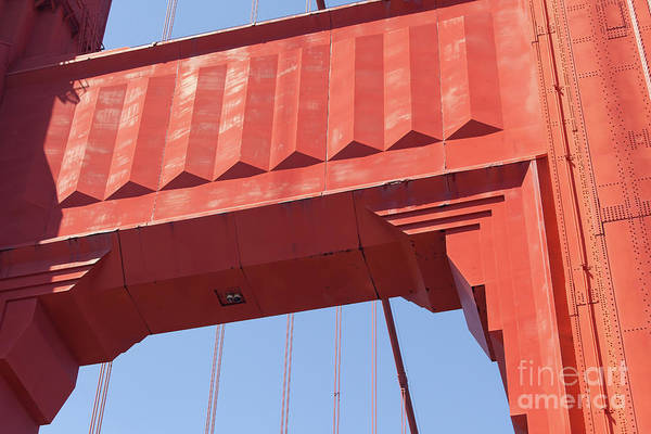 Photograph - The San Francisco Golden Gate Bridge 5d2996 by Wingsdomain Art and Photography