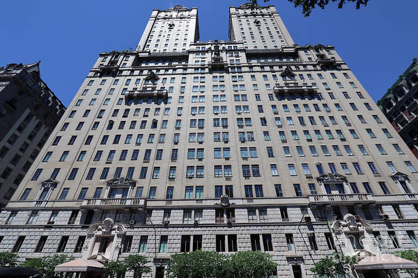 Photograph - The San Remo Apartments by Steven Spak