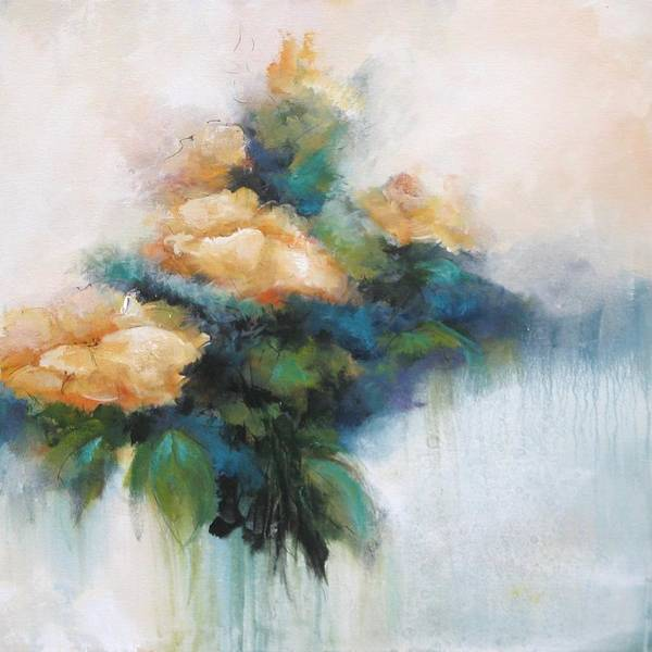 Wall Art - Painting - The Scent Of Spring by Karen Hale