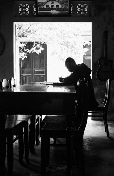 Photograph - The Scribe by Cameron Wood