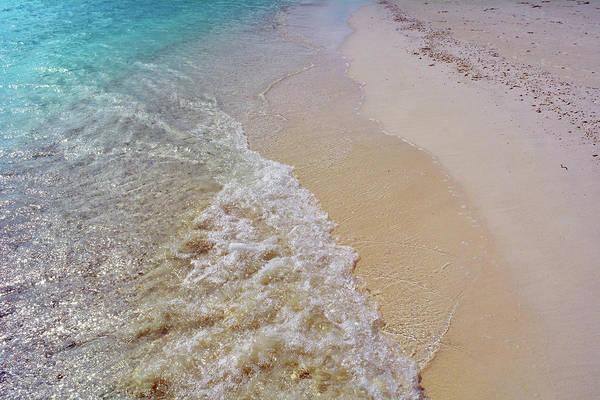 Photograph - The Sea At The Shore by Oana Unciuleanu