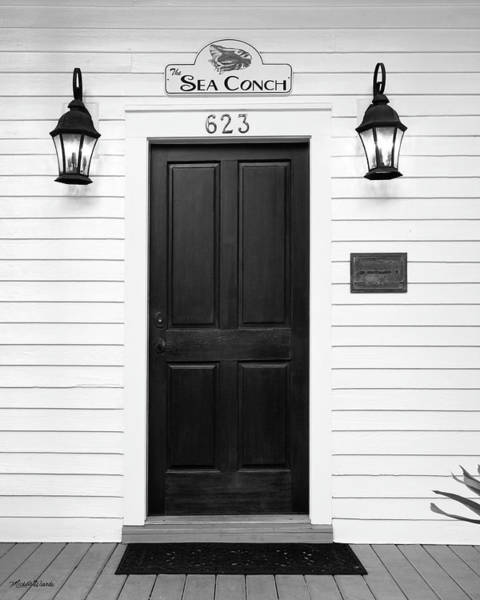 Photograph - The Sea Conch Key West Florida by Michelle Constantine