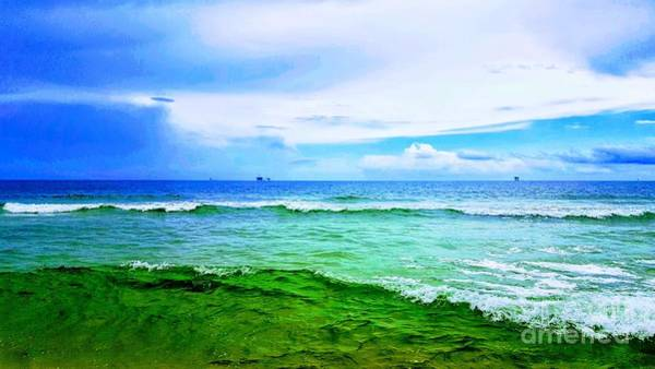 Photograph - The Sea Is Calling by Rachel Hannah