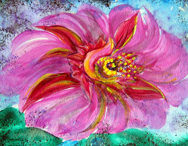 Emanate Painting - The Secret Eye Of Faith by Sarah Hornsby