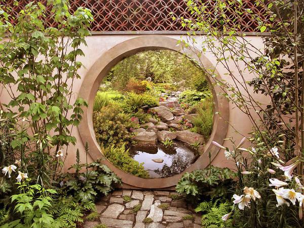 Photograph - The Secret Garden by Jessica Jenney