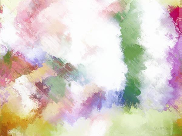 Painting - The Secret Garden by John WR Emmett
