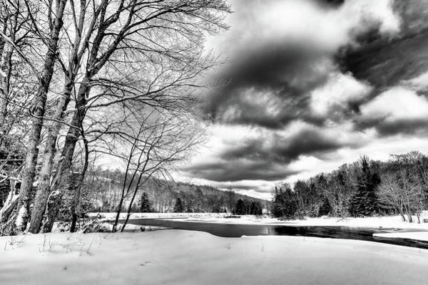 Photograph - The Serenity Of Winter by David Patterson