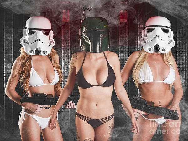Cosplay Photograph - The Sexy Dark Side by Jt PhotoDesign