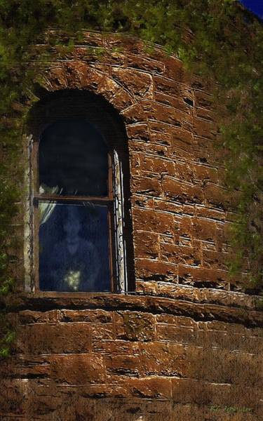 Painting - The Shade Of Osborne House by RC DeWinter