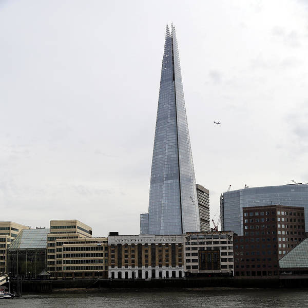 Photograph - The Shard London by Andrew Fare