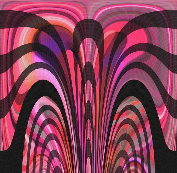 Digital Art - The Show by Mihaela Stancu