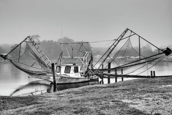Photograph - The Shrimp Boat Money Pit by JC Findley
