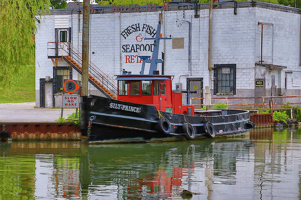 Southern Ontario Photograph - The Silt-prince by Gary Hall
