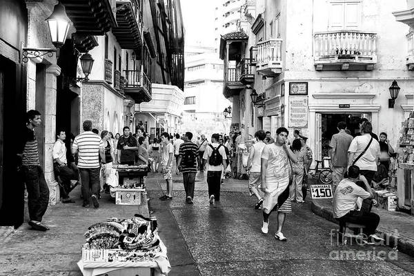 Photograph - The Situation In Cartagena by John Rizzuto