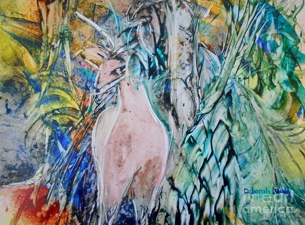 Painting - The Sixth Day by Deborah Nell