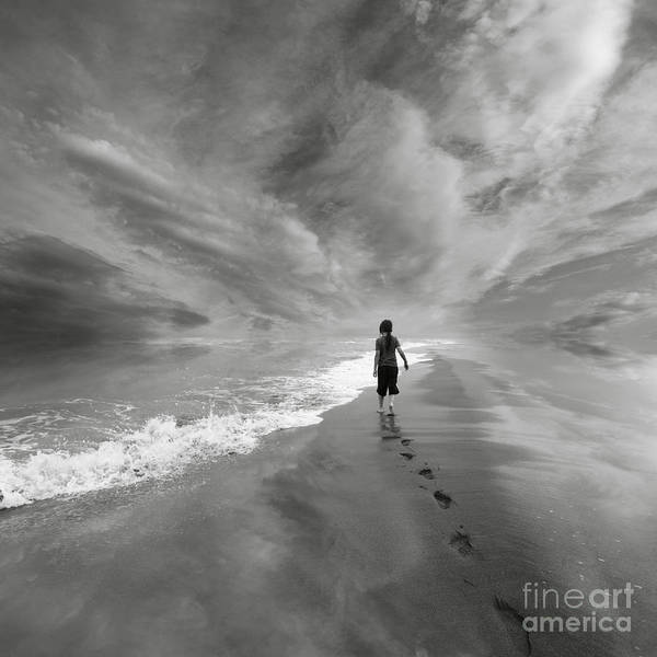 Wall Art - Photograph - The Sky Is Limitless by Floriana Barbu