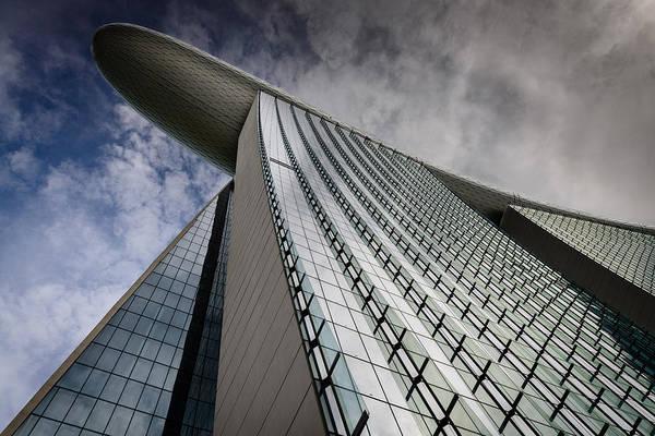 Photograph - The Sky Park by Michael Scott
