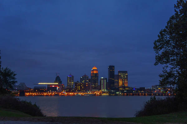 Wall Art - Photograph - The Skyline Of Louisville by Art Spectrum