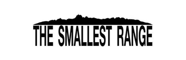 California Oak Digital Art - The Smallest Range T Shirt by Blake Westmoreland