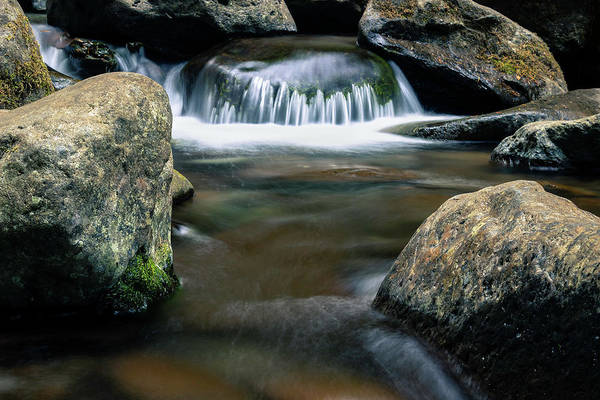 Photograph - The Smallest Waterfall by Hans Franchesco