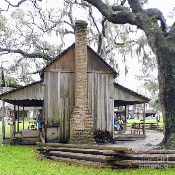 Photograph - The Smith Cracker House by D Hackett