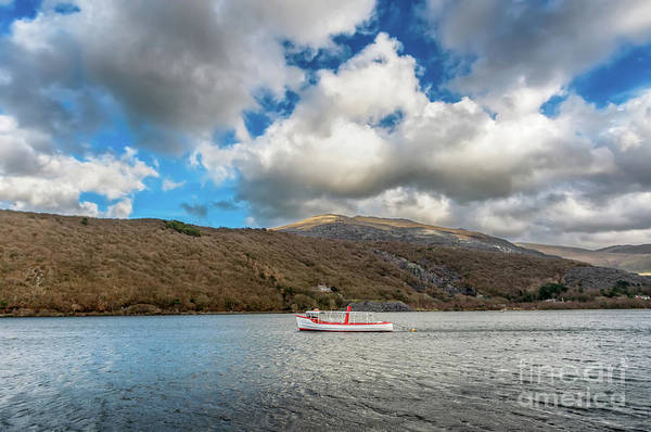 Wall Art - Photograph - The Snowdon Star  by Adrian Evans